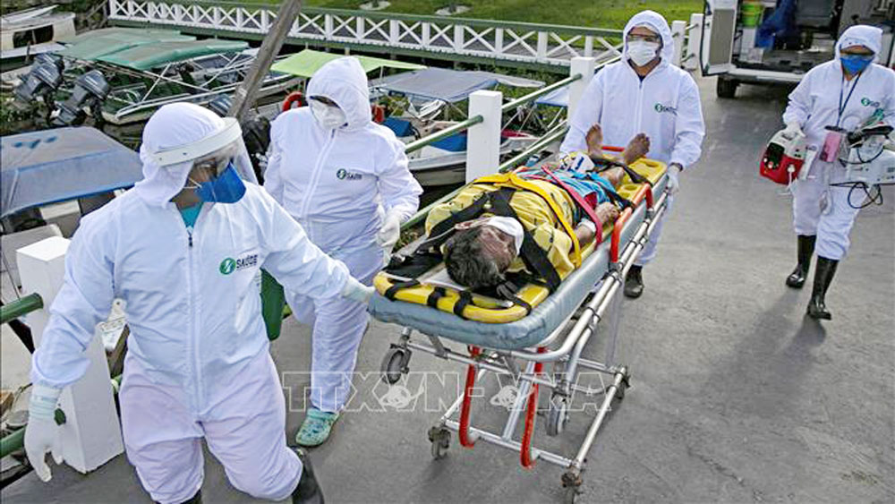 Liên Hợp quốc kêu gọi hỗ trợ khu vực Mỹ Latinh và Caribe đối phó dịch Covid-19